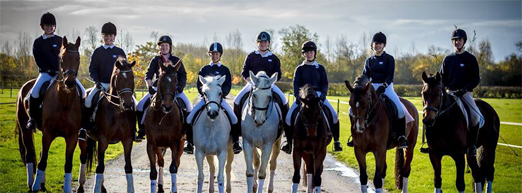 The Talland School Of Equitation Is A Family Run Riding